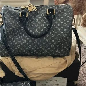 Jean Louis Vuitton speedy